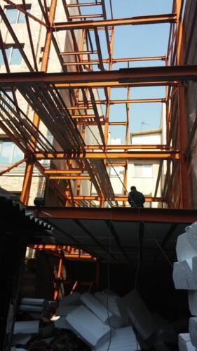 تخریب و نوسازی ساختمان